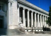 courthouse side